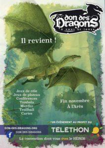 Participation au Don des Dragons 2019 @ ARES - Association des Résidents de l'Esplanade à Strasbourg | Strasbourg | Grand Est | France