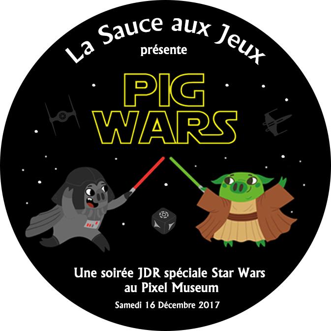 Star La – Wars Sauce Aux Jdr Jeux Soirée 2017 zVSpMU