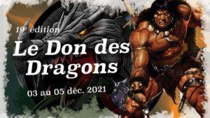 Participation au Don des Dragons 2021 @ ARES - Association des Résidents de l'Esplanade à Strasbourg | Strasbourg | Grand Est | France