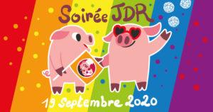 Soirée JDR à la FantastiQueer 2020 @ La Station Centre LGBTI Strasbourg Alsace