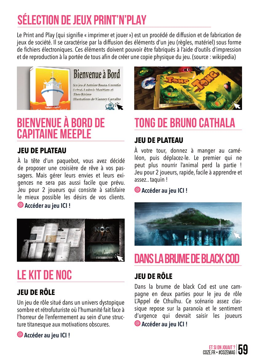 (2020 05) Coze Magazine #88 Mai 2020 0002